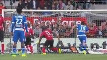 Guingamp 2–0 Marseille ALL Goals and Highlights Ligue1 28.08.2015