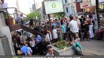 Ouverture du restaurant rue MacKay restaurant opening