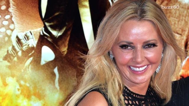 UK TV presenter Carol Vorderman injured in naked treadmill fall
