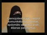 Kādas sievietes stāsts par pievienošanos Islāma reliģijai (audio: angļu; subtitri: latviešu)