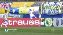 DFB Pokal FC Carl Zeiss Jena besiegt den Hamburger SV verdient