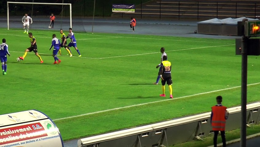 USLD/ Orléans, victoire 1-0! But de Tchokounte