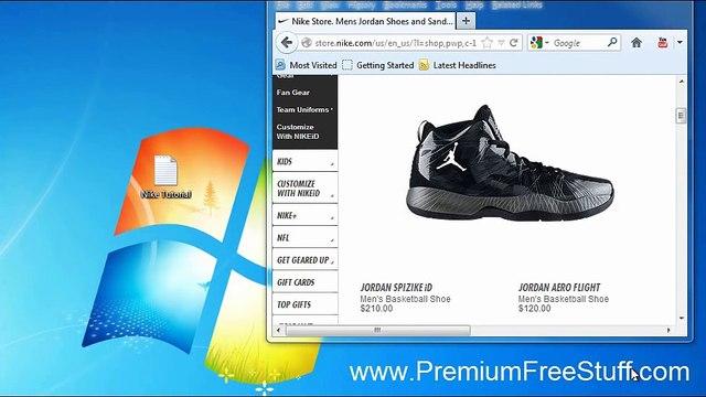 How To Get Free Jordan Nike Shoes 2015 - Free Jordans, Running, Mens, Womens, and Running Shoes!