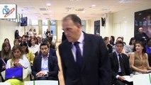 Presentado en el CSD del programa de inmersión en la gestión deportiva de Garrigues
