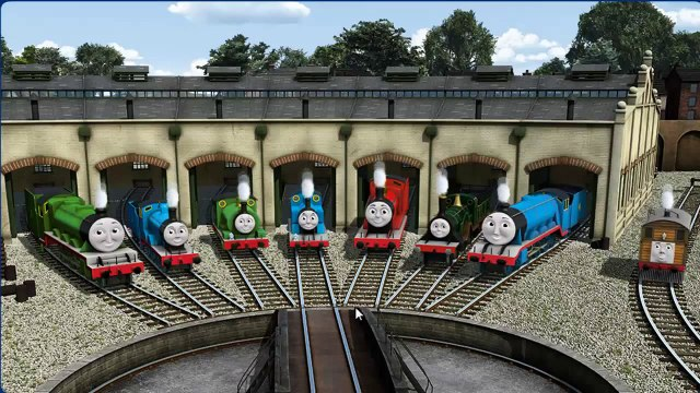 Thomas and Friends: Full Video Game Episodes English HD - Thomas the Train #40