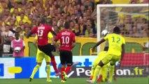 FC Nantes 1-0 EA Guingamp (ligue1 08/ 08/2015)