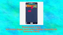 lcd screen display touch panel digitizer Assembly for Samsung Galaxy