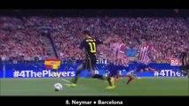 King Of Football | Top 50 Craziest Football Skills Ever | HD 2015
