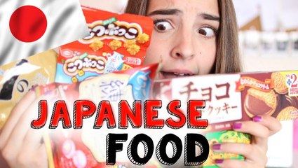 Australian Tries Japanese Snacks!!!