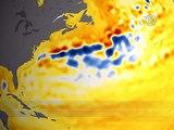 Спутник НАСА заснял повышение уровня мирового океана