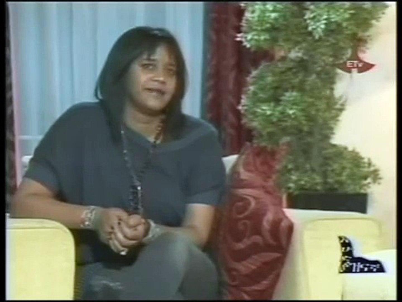 Ethiopian music &  Star singer  GIGI  ETV INTERVEIW