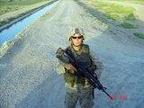 Marines in Fallujah, Iraq
