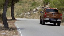Nissan NP300 Navara - On Road Driving Video Trailer