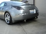 Brett 350Z Exhaust