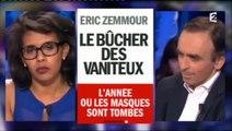"""ONPC - Invité culturel, Éric Zemmour (journaliste) : Pour la promotion de son livre """"Le bûcher des vaniteux"""" Pulvar/Polony"""