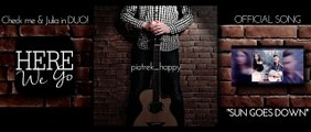 OUTSIDE - Calvin Harris ft. Ellie Goulding (Acoustic Guitar + Vocal) COVER