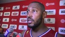 Basket - Amical - France-Allemagne : Diaw «Déçu de la deuxième mi-temps»