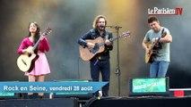 Rock en Seine : Rodrigo y Gabriela invitent John Butler sur scène