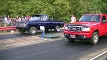 Mustang vs Mustang/Ranger vs Chevy Truck/Mustang vs Camaro/Silverado SS vs Mustang