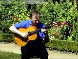 GARTEN -ROMANTIK IN  HAMBURG - FINGERSTYLE NYLON STRING ACOUSTIC GUITAR GUITAR ,BOTANISCHER GARTEN