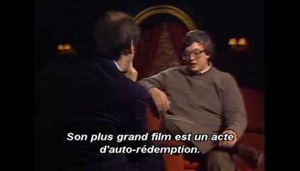 The film director/movie critic relation
