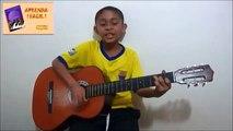El es el Rey Easy Guitarra Tutorial Marcos Witt   Música Cristiana Academia Baqueta Cursos de Música