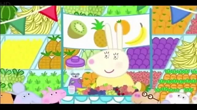 Fruit episodes Peppa Pig in English - Peppa pig cartoon for Kid