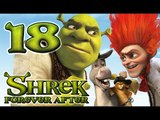 Shrek Forever After Walkthrough Part 18 (PS3, X360, Wii, PC) - Rumpel's Palace (3) Ending