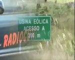 USINA EÓLICA - PALMAS/PR(Campos de Palmas)