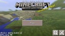 Ostatni Build??? - MCPE 0.12.1 Build 12 Do Pobrania! - Minecraft (Pocket Edition)