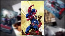 Who Spider-Man Fights in Captain America Civil War Revealed?!