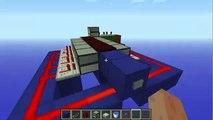 Minecraft Redstone: AMAZING TNT CANNON + TUTORIAL