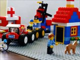 LEGO CITY Police Chase   My Best LEGO Police Chase Ever  Prison Break, Wild Car Chase, Funny