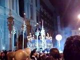 Procesion Cristo de los Gitanos Semana santa madrid basilica Medinaceli