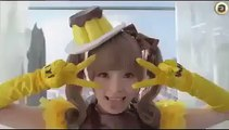 Funny japanese Commercial Glico Pucchin Puddin YouTube