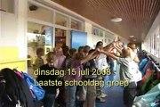 Laatste schooldag groep 8ab