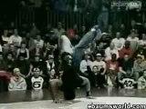 Crazy Break Dancing