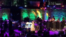 En vidéo Ms Lauryn Hill au Festival International de Carthage Tunis 2015