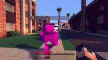 "Minecraft ROOMMATES! - ""Iron Man Madness"" #1(Minecraft Roleplay) | Skydoesminecraft"