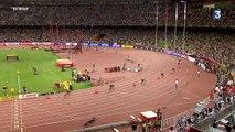 Athlétisme : Usain Bolt et la Jamaïque remportent le relais 4x100 m