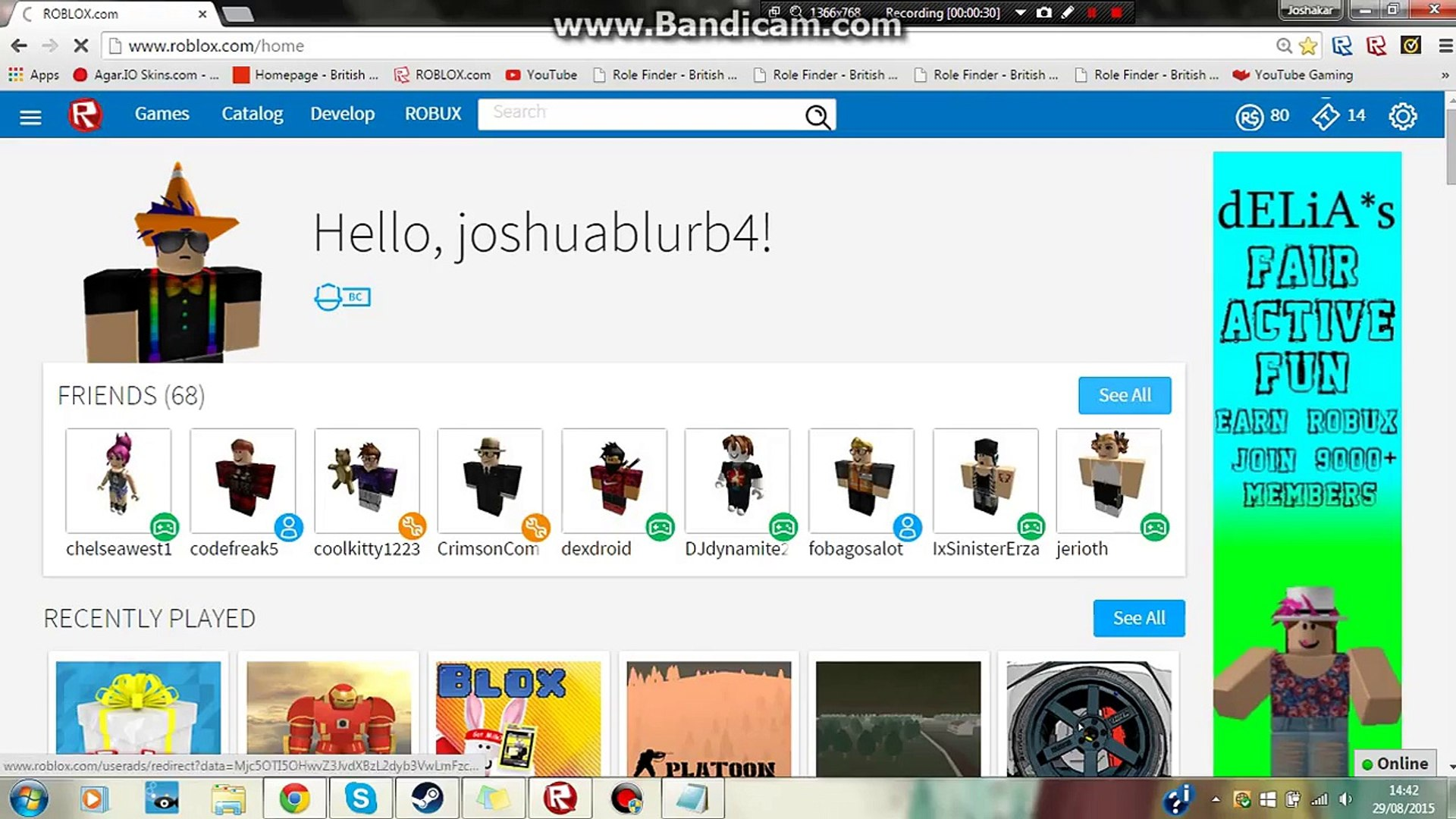 How To Let People Follow You Roblox Video Dailymotion