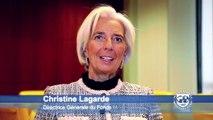 Message de Mme Christine Lagarde aux participants du Forum UME 2014