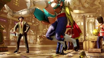 Street Fighter V : Trailer Pax de Street Fighter V