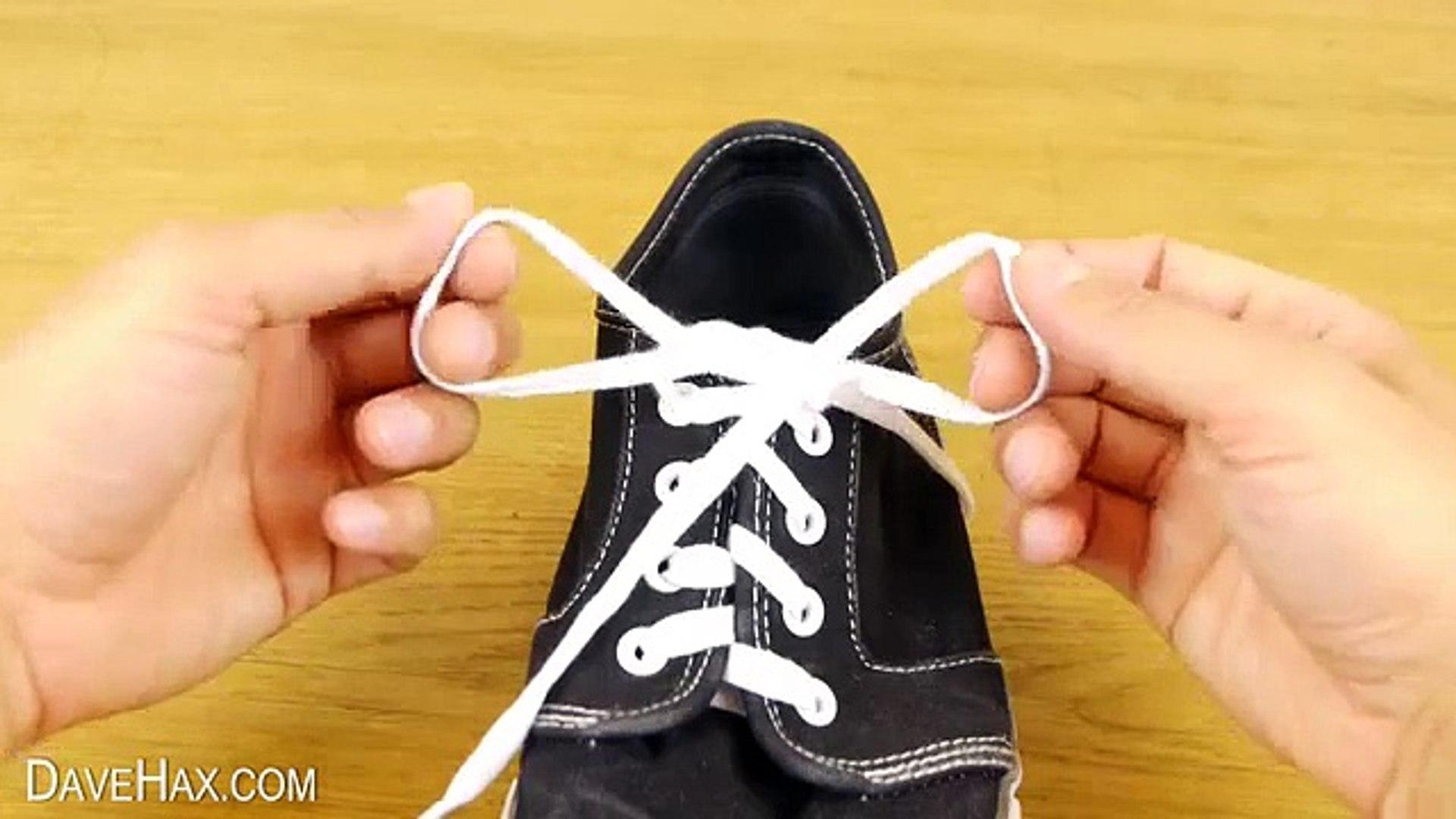 How to Tie Shoe Laces - Teach Children