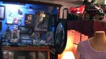 AHRF, Dr Steve Lacy museum tour