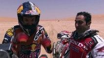 SS1 YAS MARINA CIRCUIT - Abu Dhabi Desert Challenge 2014 - Day 2