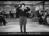 Charlie Chaplin - Titine (Non Sense Song, with lyrics) (Modern Times, 1936)