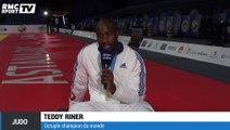 """Mondiaux de judo - Riner : """"Pas ma plus belle journée"""""""