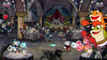 Cuphead Evil Frogs Boss Fight - PAX 2015 de Cuphead