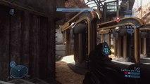 "Halo Reach Beta armor lock ""Win/Fail"""
